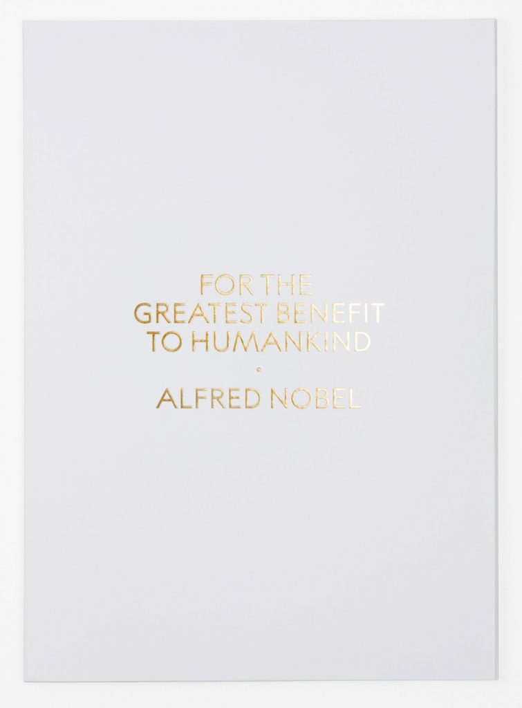 Nobel Prize Design
