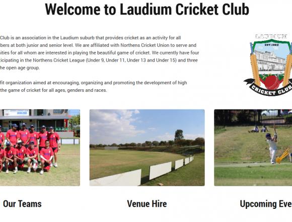 Laudium Cricket Club